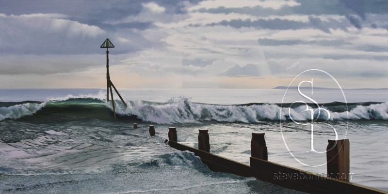 Groyne Series - No 3