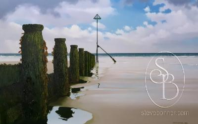 Low Tide – West Wittering