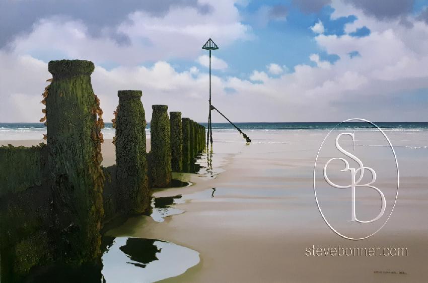 Low Tide by Steve Bonner